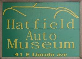 hatfield auto museum