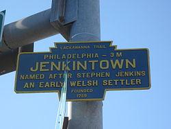 jenkintown name