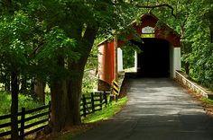 knecht's covered bridge