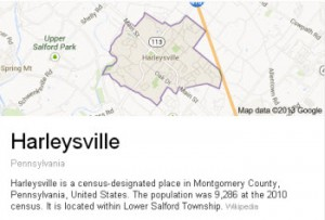 Harleysville-PA