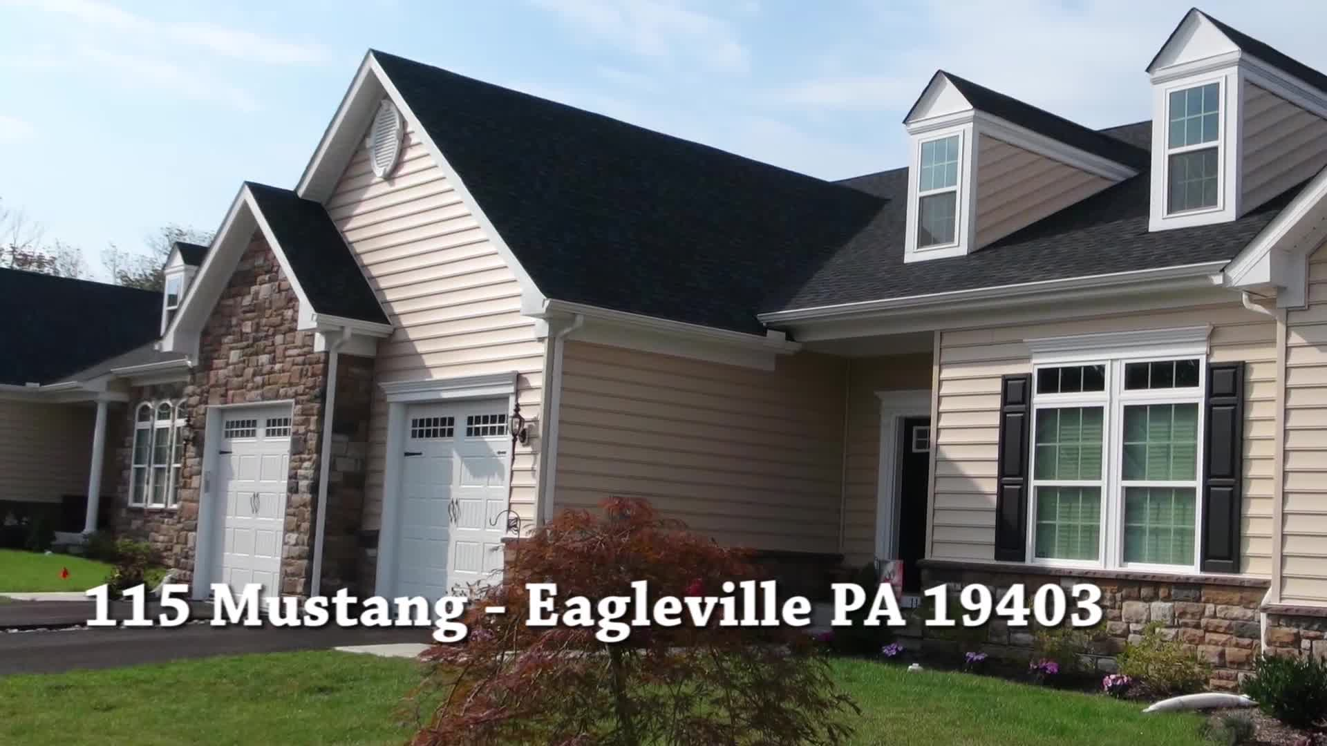 Luxury homes for sale in 115 Mustang Eagleville PA 19403 – Foreclosure Properties Eagleville PA 19403