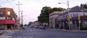 Oxford Ave & Rhawn St.